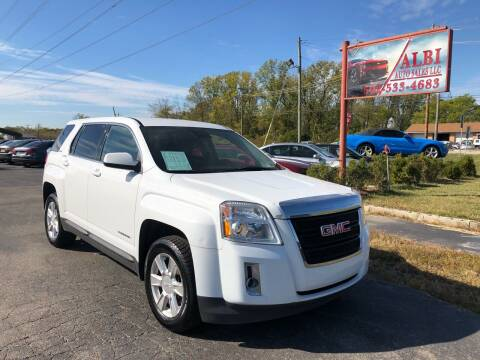 2013 GMC Terrain for sale at Albi Auto Sales LLC in Louisville KY