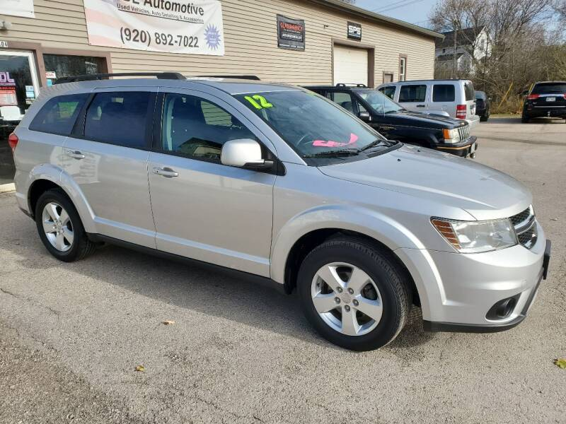2012 Dodge Journey SXT 4dr SUV - Plymouth WI