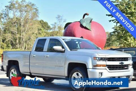 2017 Chevrolet Silverado 1500 for sale at APPLE HONDA in Riverhead NY