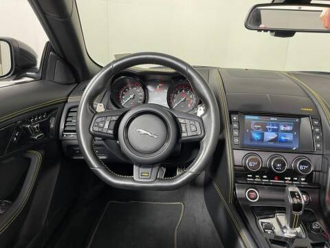 2018 Jaguar F-TYPE for sale at CU Carfinders in Norcross GA