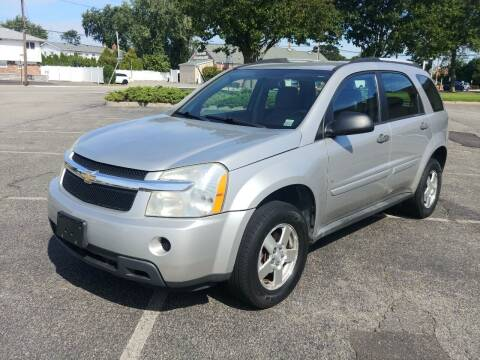 2007 Chevrolet Equinox for sale at Viking Auto Group in Bethpage NY