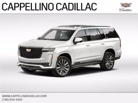 2021 Cadillac Escalade for sale at Cappellino Cadillac in Williamsville NY
