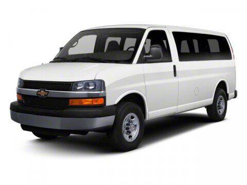 2013 Chevrolet Express Passenger for sale at QUALITY MOTORS in Salmon ID