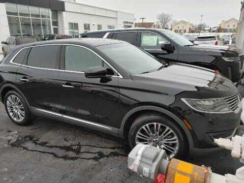 2016 Lincoln MKX for sale at Rizza Buick GMC Cadillac in Tinley Park IL