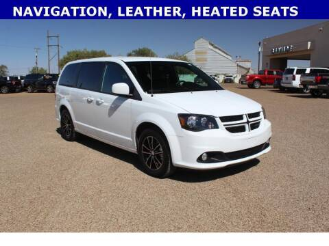 2019 Dodge Grand Caravan for sale at STANLEY FORD ANDREWS in Andrews TX