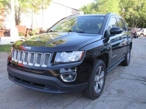 2016 Jeep Compass for sale at King of Auto in Stone Mountain GA
