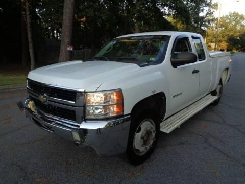 2010 Chevrolet Silverado 2500HD for sale at Liberty Motors in Chesapeake VA