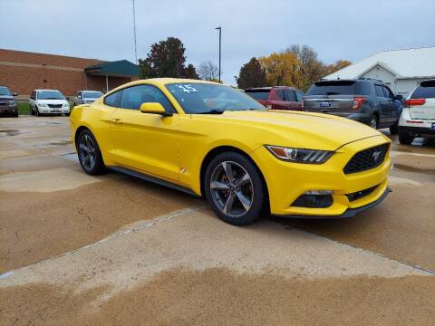 2015 Ford Mustang for sale at America Auto Inc in South Sioux City NE