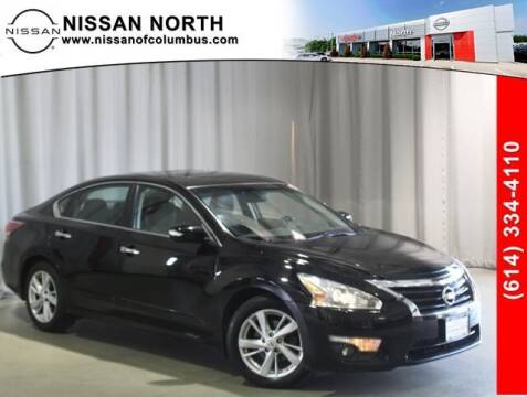 2015 Nissan Altima for sale at Auto Center of Columbus in Columbus OH