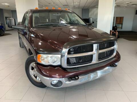 2004 Dodge Ram Pickup 3500 for sale at Auto Mall of Springfield in Springfield IL
