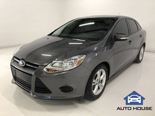 2014 Ford Focus for sale at Auto House Phoenix in Peoria AZ