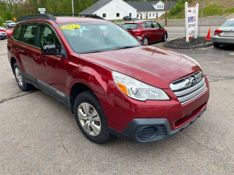 2013 Subaru Outback for sale at USA Auto Sales in Leominster MA