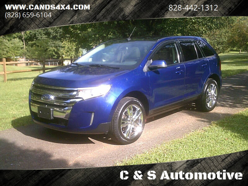2013 Ford Edge for sale at C & S Automotive in Nebo NC