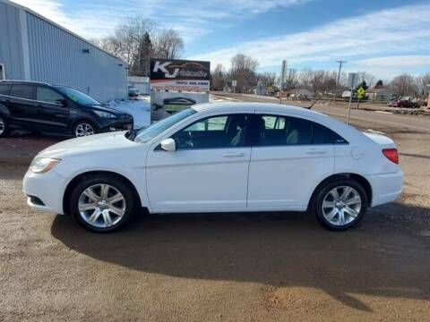 2012 Chrysler 200 for sale at KJ Automotive in Worthing SD