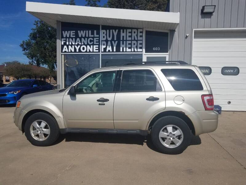 2011 Ford Escape for sale at STERLING MOTORS in Watertown SD