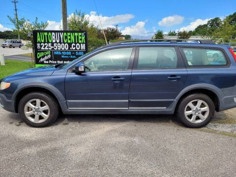2009 Volvo XC70 for sale at AutoBuyCenter.com in Summerville SC