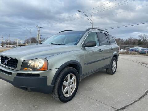 2006 Volvo XC90 for sale at Xtreme Auto Mart LLC in Kansas City MO