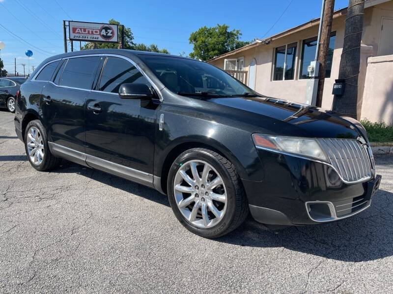 2010 Lincoln MKT for sale at Auto A to Z / General McMullen in San Antonio TX