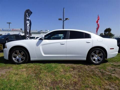 2013 Dodge Charger for sale at National Motors in San Diego CA