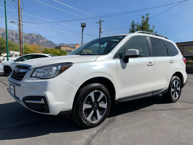 2017 Subaru Forester for sale at Ultimate Auto Sales Of Orem in Orem UT