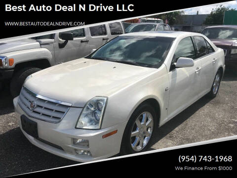2007 Cadillac STS for sale at Best Auto Deal N Drive in Hollywood FL
