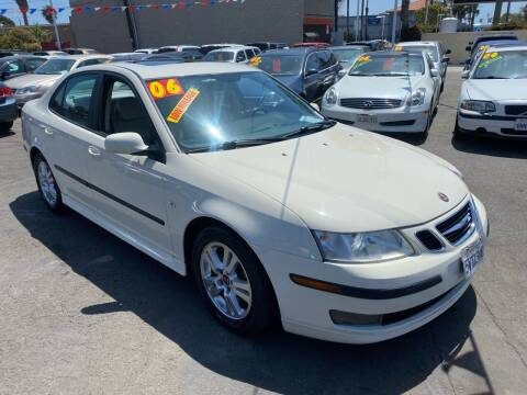 2006 Saab 9-3 for sale at North County Auto in Oceanside CA