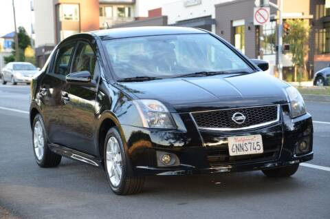 2010 Nissan Sentra for sale at Brand Motors llc in Belmont CA