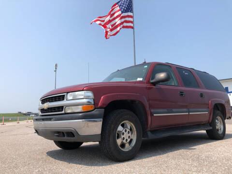 2003 Chevrolet Suburban for sale at Sonny Gerber Auto Sales in Omaha NE
