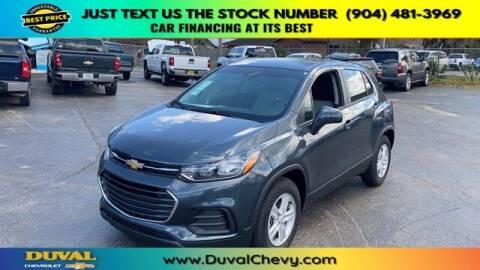 2021 Chevrolet Trax for sale at Duval Chevrolet in Starke FL