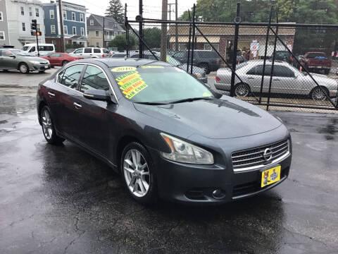 2010 Nissan Maxima for sale at Adams Street Motor Company LLC in Boston MA