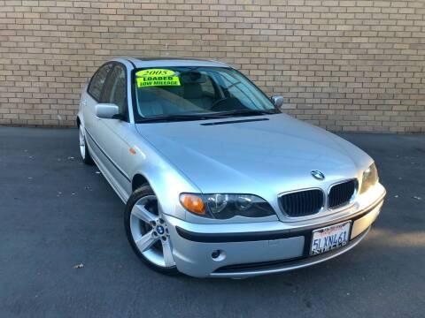 2005 BMW 3 Series for sale at MK Motors in Sacramento CA