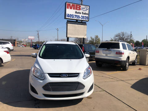2016 Ford C-MAX Hybrid for sale at MB Auto Sales in Oklahoma City OK