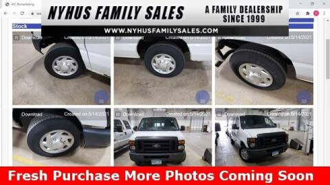 2012 Ford E-Series Cargo for sale at Nyhus Family Sales in Perham MN