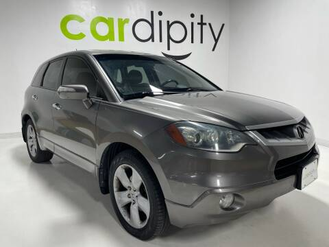 2008 Acura RDX for sale at Cardipity in Dallas TX