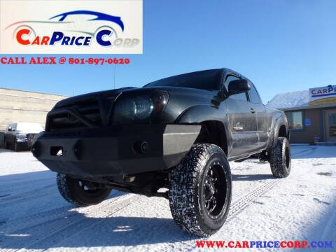 2010 Toyota Tacoma for sale at CarPrice Corp in Murray UT