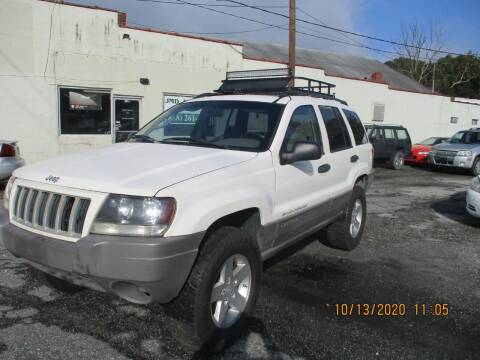 2004 Jeep Grand Cherokee for sale at JMD Auto LLC in Taylorsville NC
