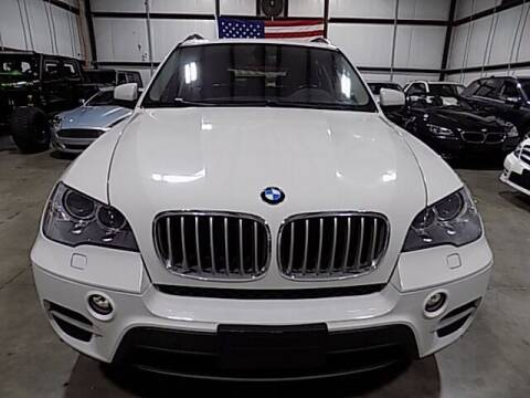 2013 BMW X5 for sale at Texas Motor Sport in Houston TX