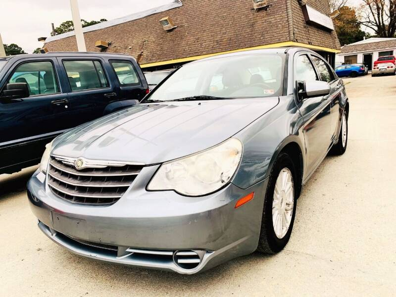 2009 Chrysler Sebring for sale at Auto Space LLC in Norfolk VA