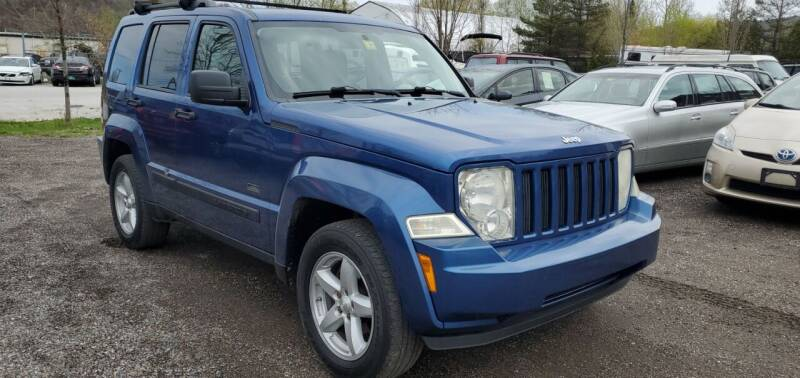 2009 Jeep Liberty for sale at Village Car Company in Hinesburg VT