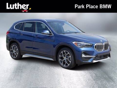 2021 BMW X1 for sale at Park Place Motor Cars in Rochester MN