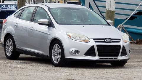 2012 Ford Focus for sale at Pioneers Auto Broker in Tampa FL