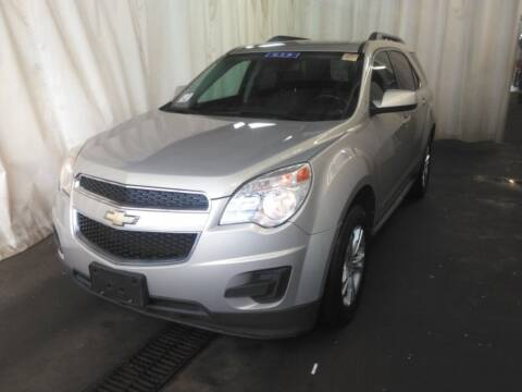 2012 Chevrolet Equinox for sale at Government Fleet Sales in Kansas City MO