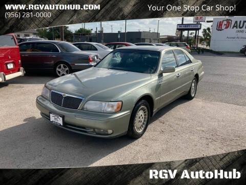 1998 Infiniti Q45 for sale at RGV AutoHub in Harlingen TX