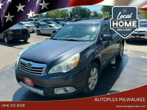 2011 Subaru Outback for sale at Autoplex 3 in Milwaukee WI