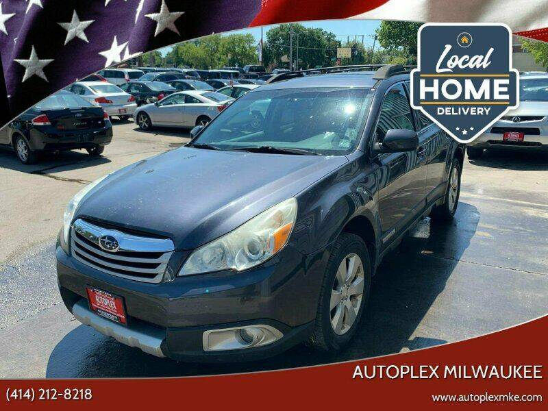 2011 Subaru Outback for sale at Autoplex 2 in Milwaukee WI