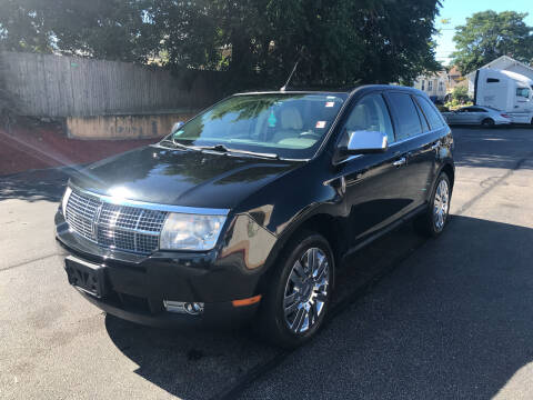 2010 Lincoln MKX for sale at MIRACLE AUTO SALES in Cranston RI