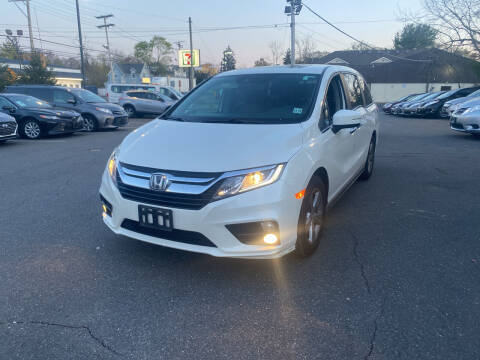 2019 Honda Odyssey for sale at Priority Auto Mall in Lakewood NJ