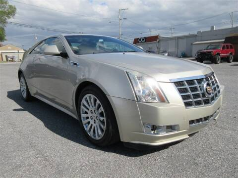 2013 Cadillac CTS for sale at Cam Automotive LLC in Lancaster PA