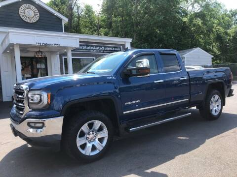 2016 GMC Sierra 1500 for sale at Ocean State Auto Sales in Johnston RI