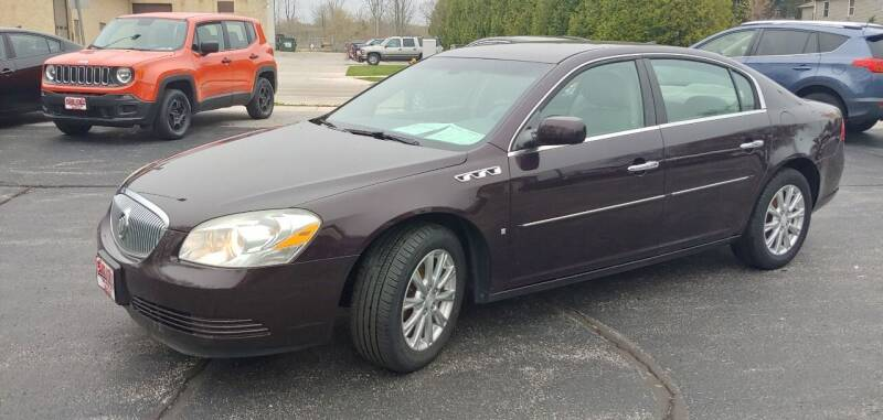 2009 Buick Lucerne for sale at PEKARSKE AUTOMOTIVE INC in Two Rivers WI